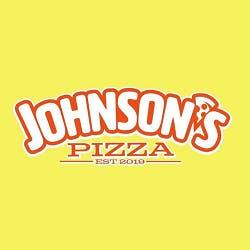 Logo for Johnson's Pizza