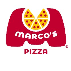 Logo for Marco's Pizza- Westminster