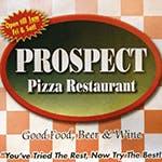 Logo for Prospect Pizza