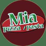 Logo for Mia Pizza Wings & Gyro