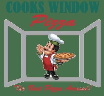 Logo for Cooks Window Pizza - Methuen