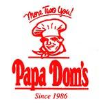 Papa Dom's Pizza - Alcoa Menu and Delivery in Alcoa TN, 37701