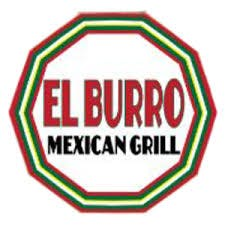 Logo for El Burro Mexican Grill