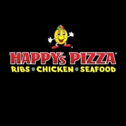 Logo for Happy's Pizza