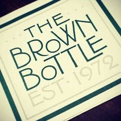 The Brown Bottle Menu and Delivery in Cedar Falls IA, 50613