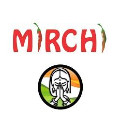 Logo for Mirchi