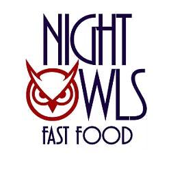 Logo for Night Owls Fast Food
