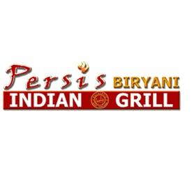 Persis Indian Grill menu in East Lansing, MI 48864