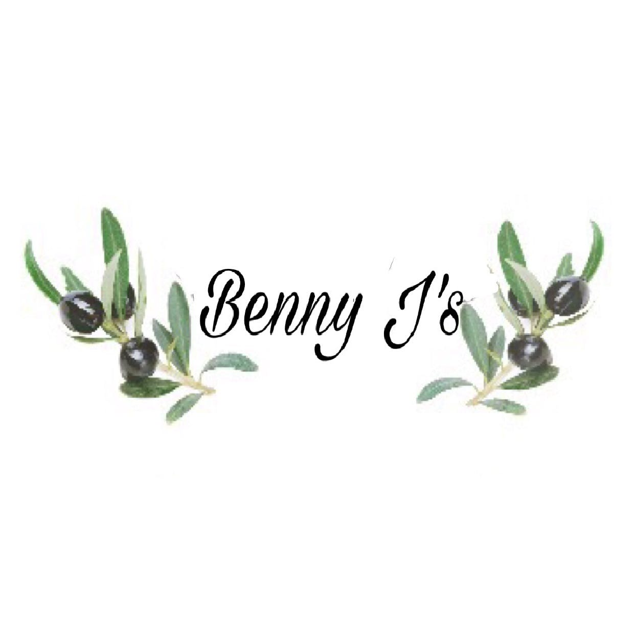 Logo for Benny J's