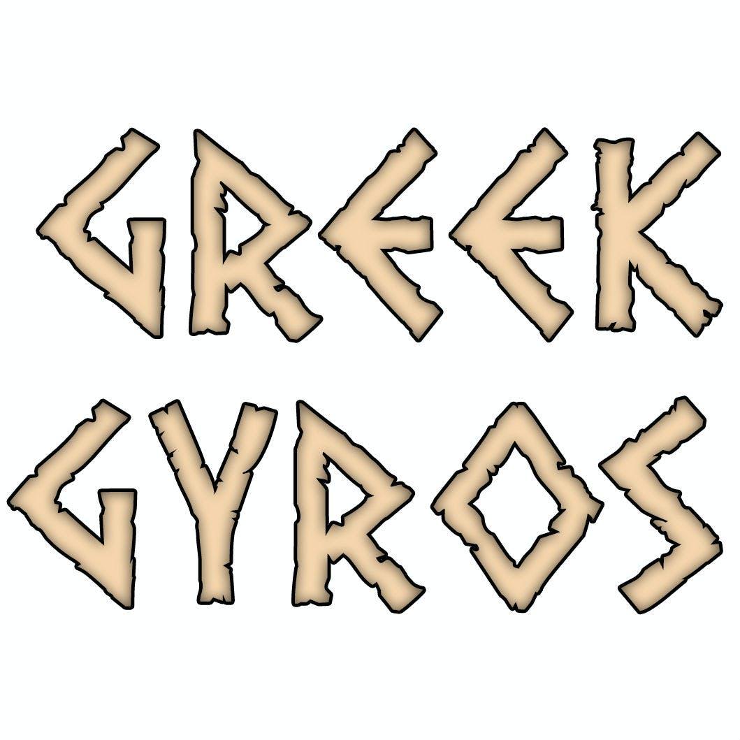 Greek Gyros - Brookfield Menu and Delivery in Brookfield WI, 53005