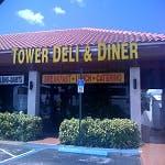 Logo for Tower Deli