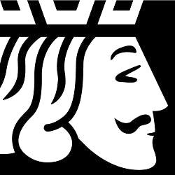 Logo for Blackjack Pizza and Salads