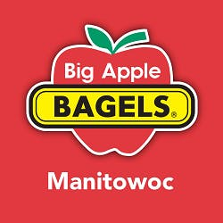 Big Apple Bagels - Manitowoc Menu and Delivery in Manitowoc WI, 54220