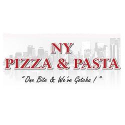 Logo for NY Pizza and Pasta