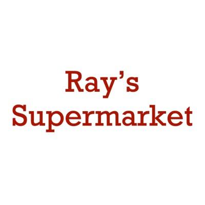 Logo for Ray's Supermarket