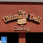 Logo for The Ultimate Deli Cafe