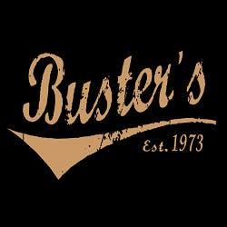 Logo for Buster?s