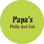 Logo for Papa's Philly