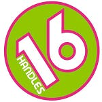 Logo for 16 Handles on Amsterdam