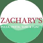 Logo for Zachary's Pizza - South Burlington