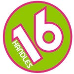 Logo for 16 Handles on 2nd Ave
