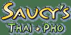 Logo for Saucy's Thai & Pho - Plano
