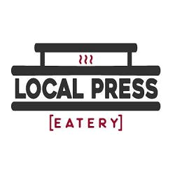 Logo for Local Press Eatery