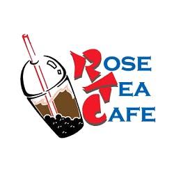 Logo for Rose Tea Express