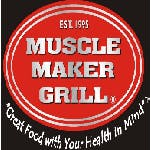 Logo for Muscle Maker Grill - Clifton
