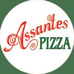 Logo for Assante's Pizza