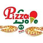 Logo for Pizza Love - Montrose Blvd.