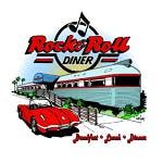 Logo for Rock & Roll Diner