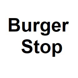 Logo for Burger Stop