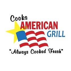Cook's American Grill menu in Topeka, KS 66604