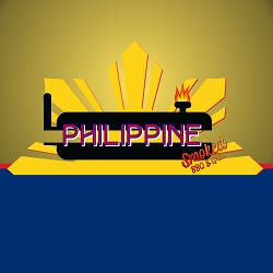 Logo for Philippine Smoked BBQ & Grill