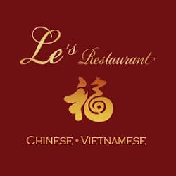 Le's Restaurant Menu and Delivery in Ames IA, 50014