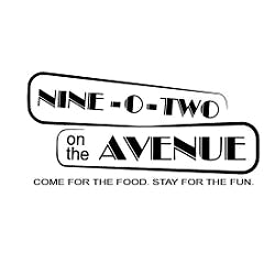 Nine -O- Two on the Avenue Menu and Delivery in Sheboygan WI, 53081