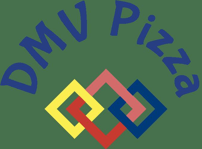 Logo for DMV Pizza