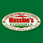 Logo for Massino's Pizzeria - Westminster