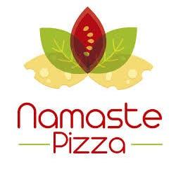 Logo for Namaste Pizza