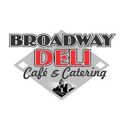Logo for Lancaster's Broadway Deli