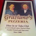 Logo for Graziano's Pizzeria