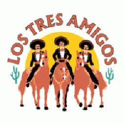 Logo for Los Tres Amigos - Allegan St.