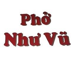 Logo for Pho Nhu Vu