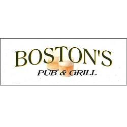 Logo for Boston's Pub & Grill