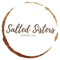 Logo for Salted Sisters Coffee Co