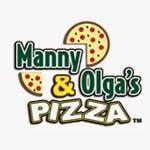 Logo for Manny & Olga's Pizza - Silver Spring