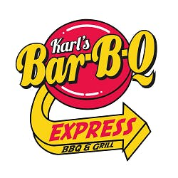 Logo for Karl's Bar-B-Q Express