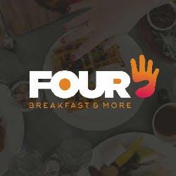 Logo for Four Breakfast & More