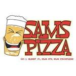 Logo for Sam's Pizza